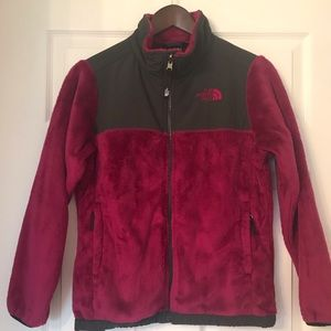 Girls North Face Denali Thermal Jacket